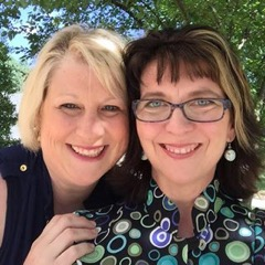 Sharon Kreher & Barb Harris