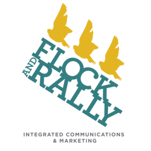 Flock & Rally: Integrated Communications & Marketing